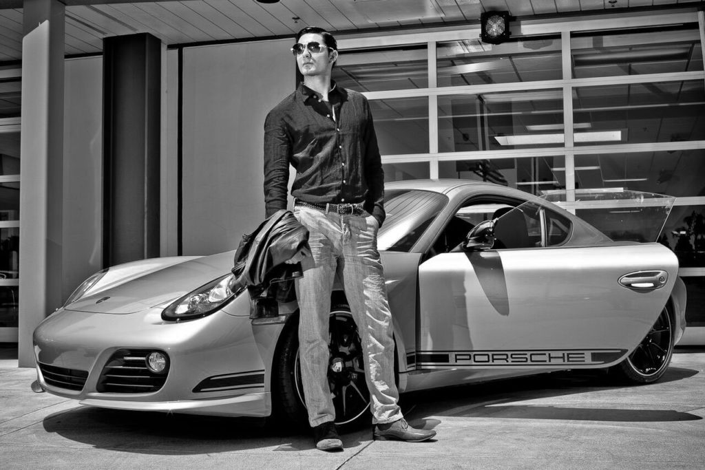 Porsche Photo Shoot- Versace Collection_preview